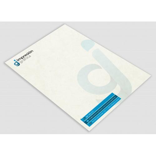 Carta A4 Papel Reciclado