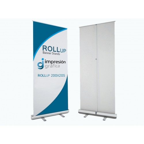 RollUp 200x205 cm.