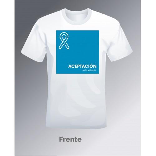Camiseta Aceptación