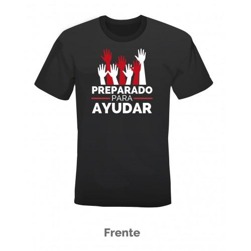 Camiseta Preparado