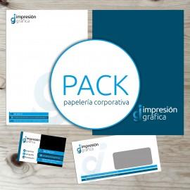 Papelería Corporativa (PACK)