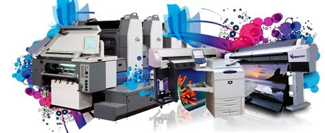 Equipos de impresión